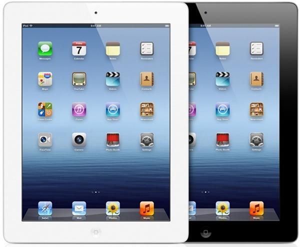 Reformado iPad 4 Autentico Apple iPad Tablet 16GB 32GB 64GB Wifi ipad4 Tablet PC 9.7in IOS Reformado Tablet DHL