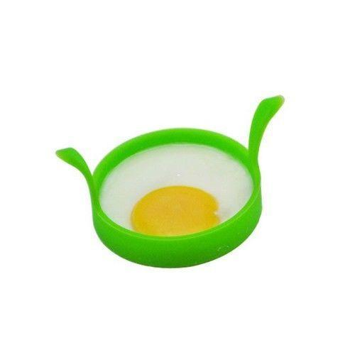 New Arrive Kitchen Silicone Fried Fry Frier Oven Poacher Egg Poach Pancake Ring Mould Tool