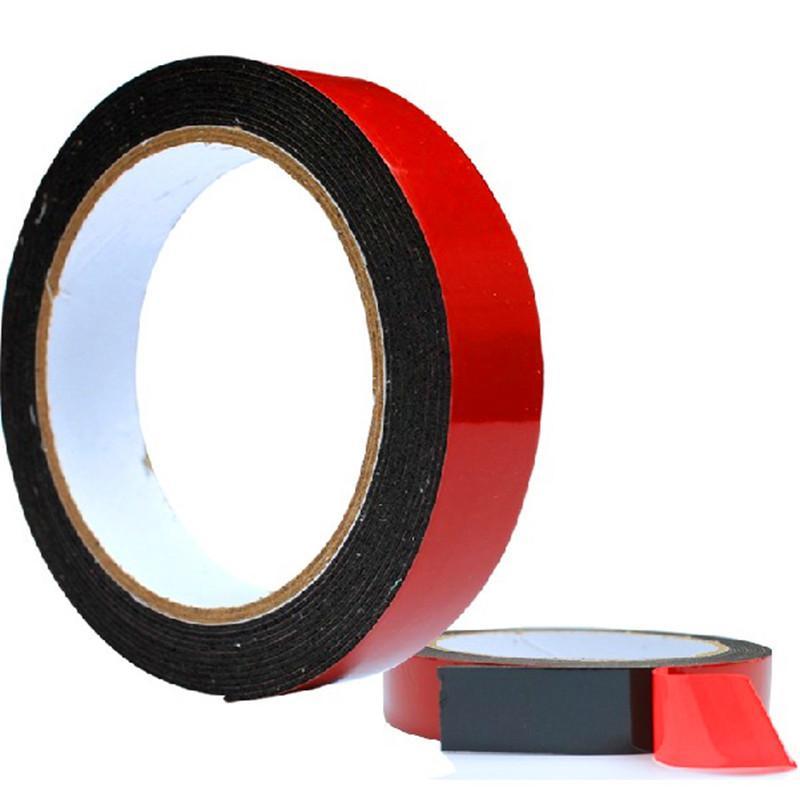 Fashin Tape 4rolls Doppelseitiges Klebeband für den Körper 20M