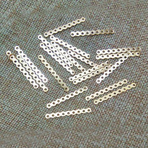 Anhänger Stecker Bügel 9 Stränge Reihen Loch bezaubert Halskette Armband Schnüre Perlen Spacer Schmuck machen Entdeckungen DIY Handwerk Zubehör bijoux