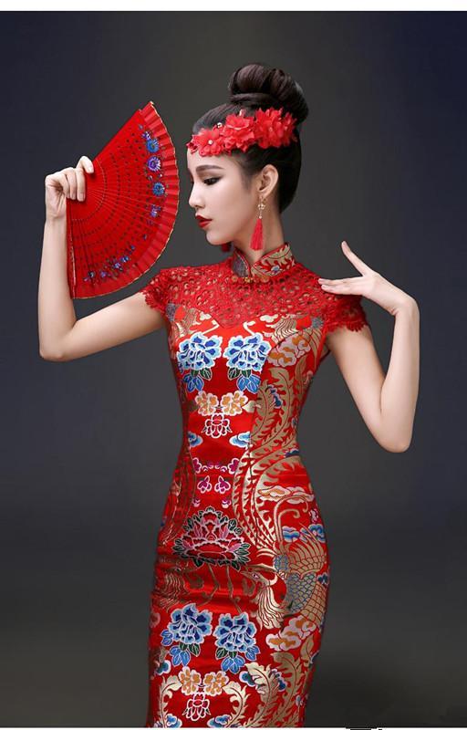 abito tipico cinese