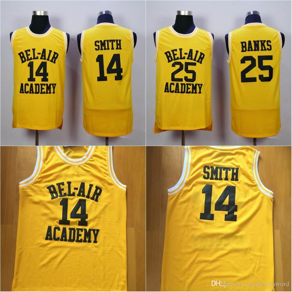bel air academy jersey