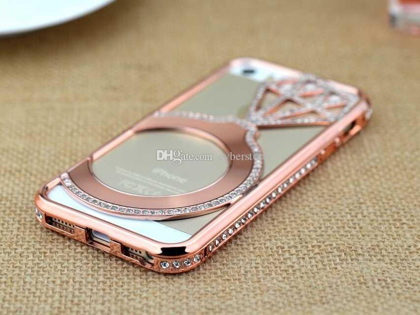 iphone 6 Diamond phone cases frame