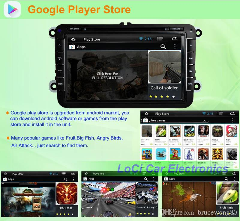 Seat-Ibiza-android-multimedia-player-system-navigation-Play-Store