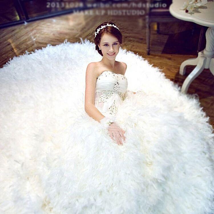 Beautiful White Bauhinia Flower And Pearl Lace Bridal Wedding Hair Headpiece Fashion Tiara Jewellery Wedding Dresses Accessories Mens Wigs Bridal Veil