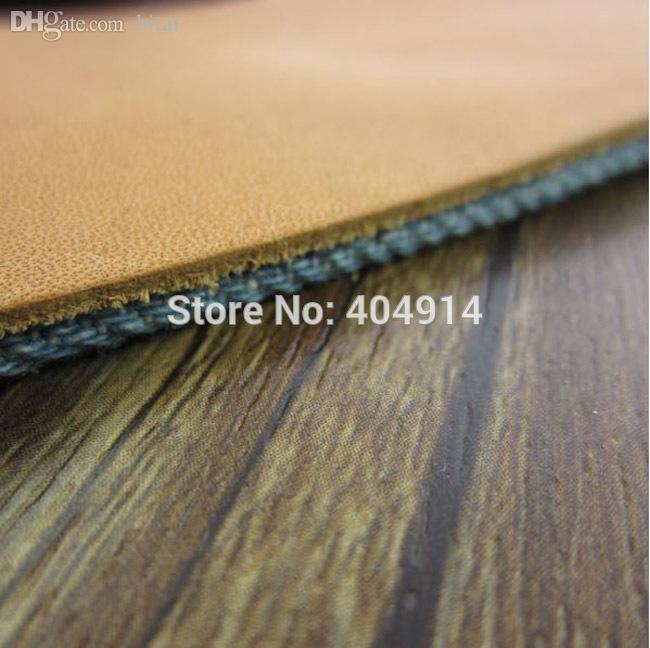Wholesale-High Quality Genuine Leather Shaving Sharpening Strop For Barber Straight Razor LS-50