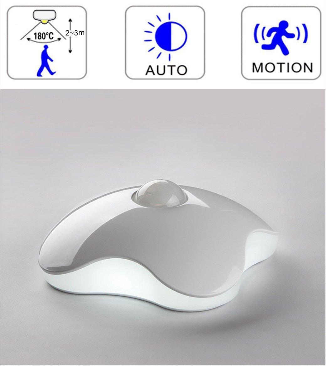 buy online d336d 8495f 2019 Smart LED Motion Sensor Night Light For Kids, USB Charging Battery  Operated, Wireless Stick On Anywhere,Motion Sensor Night Light PIRWhite  From ...