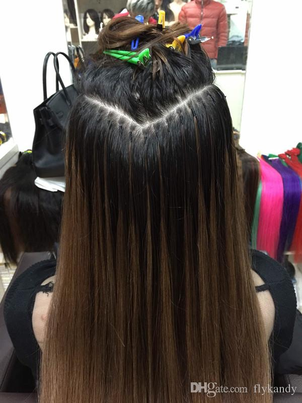 Fusion Keratin Hair Extensions Images Extension Gallery