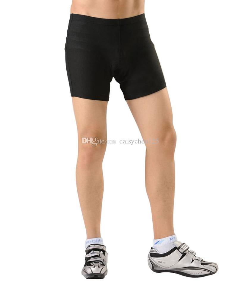 5402949e391 ... Men women Cycling Underwear 3D Padded Bike Bicycle Shorts Pants Base  Under Clothes Black hot sale
