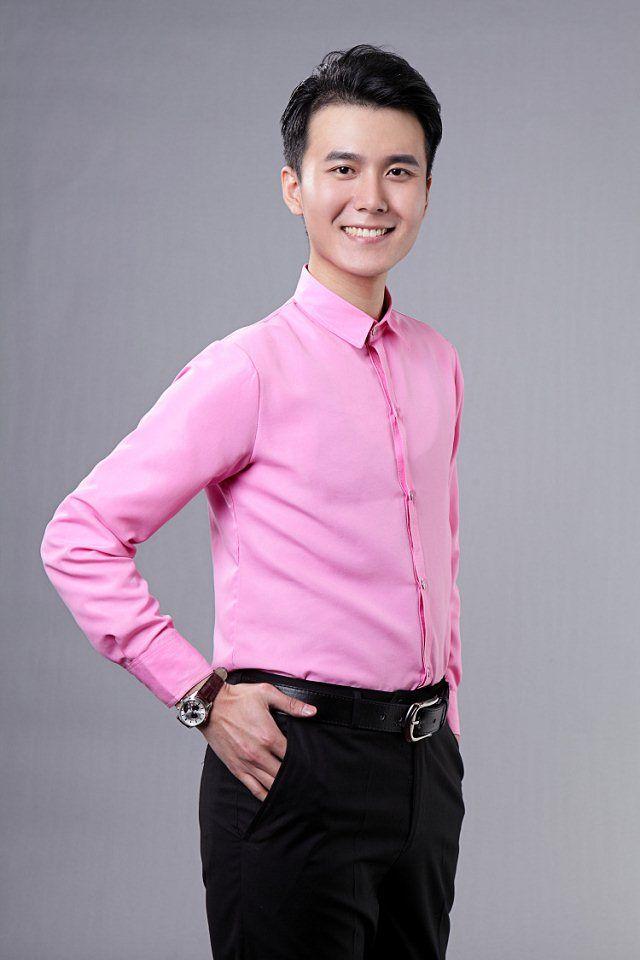 2015 New Pink Mens Wedding Shirts Gorgeous Mens Tuxedos Shirts Best ...