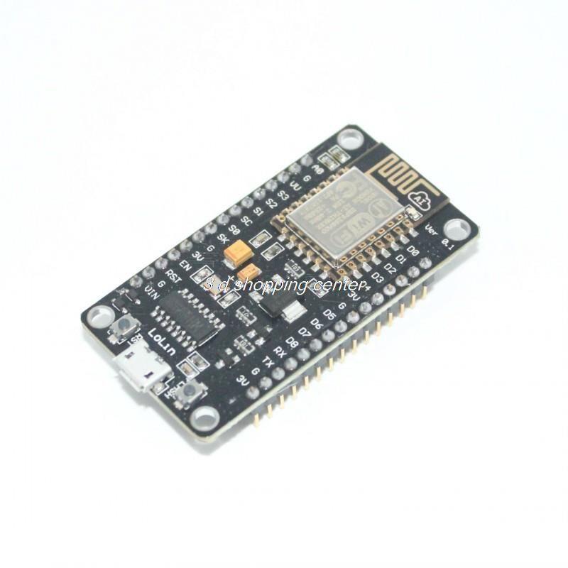 Wholesale-V3 Wireless module NodeMcu 4M bytes Lua WIFI Internet of Things development board based ESP8266 for arduino Compatible