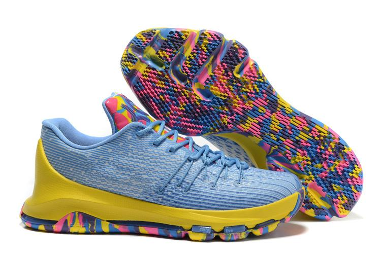 Wholesale New Running Shoes Kd 8 Basketball Shoes Cheap Mens Kd ...