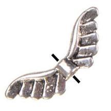 DIY Schmetterling Engelsflügel Dekor Bastel Zubehör Metall Perlen Schmuck Silber