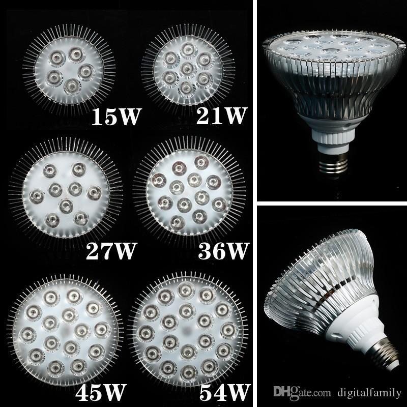 Grow 30 Bombilla 36W Compre 1X Full Grow Grow 54W Hidropónico LED Planta Box 21W 45W PAR E27 Flores LED Para De Spectrum Lights 27W Lamp 38 Sistema 6mbyI7gYfv