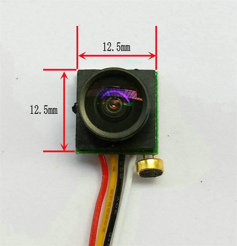 """600TVL 1/4 """"CMOS fpv 카메라 미니 작은 구멍 카메라 미니 카메라 보안 비디오 1.8 mm 평면 렌즈 170도 벨트 프레스 라인 5-12 V"""
