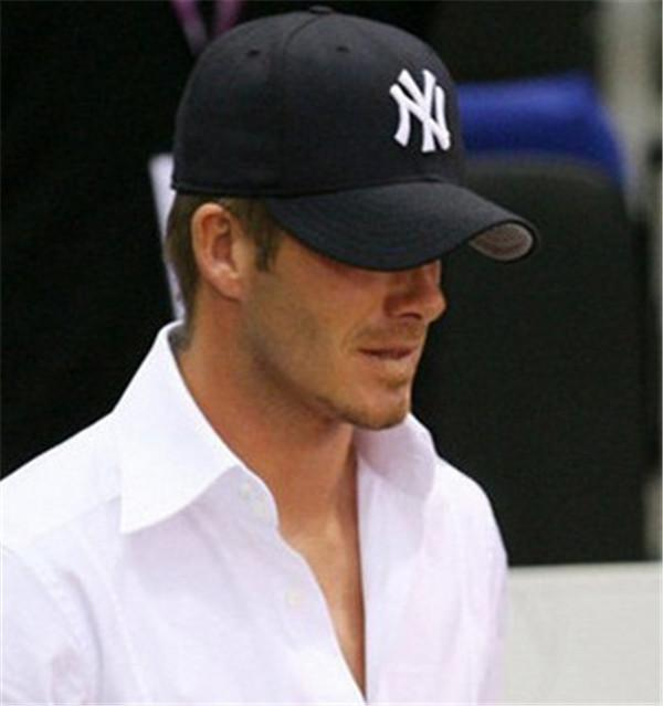 ce8b8be7b 2019 Baseball Cap NY Embroidery Letter Sun Hats Adjustable Snapback Hip Hop  Dance Hat Summer Outdoor Men Women White Black Navy Blue Visor I4429 From  ...
