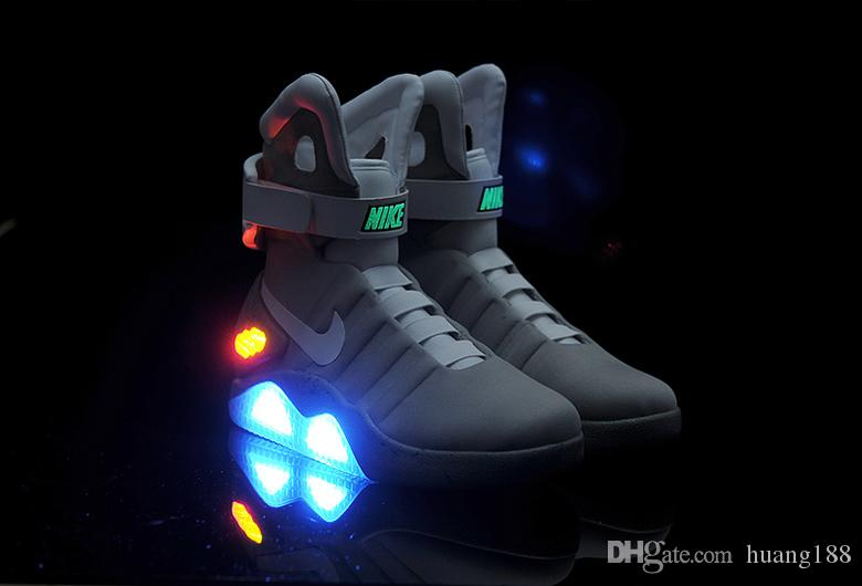 2016 Nike Air MAG Shoes LED Mens Nike