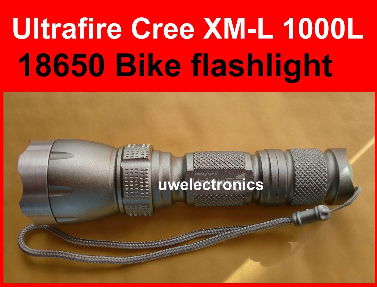 10W SSC P7 900Lライトランプ1000 Lumen Cree LED CREE XM-L T6 LED SSC P7-D Ultrafire懐中電灯TORCH 900 LUNMENS