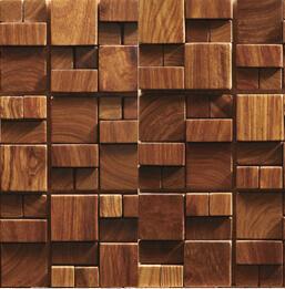 Mosaico Di Legno.Acquista 3d Tessere Di Mosaico In Legno Interior Design Piastrelle Pavimenti Edilizia Forniture Casa Hotel Bar Ristorante Design Mosaico Piastrelle