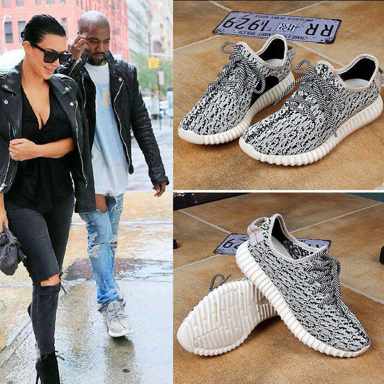 Men Kanye West Milan Running