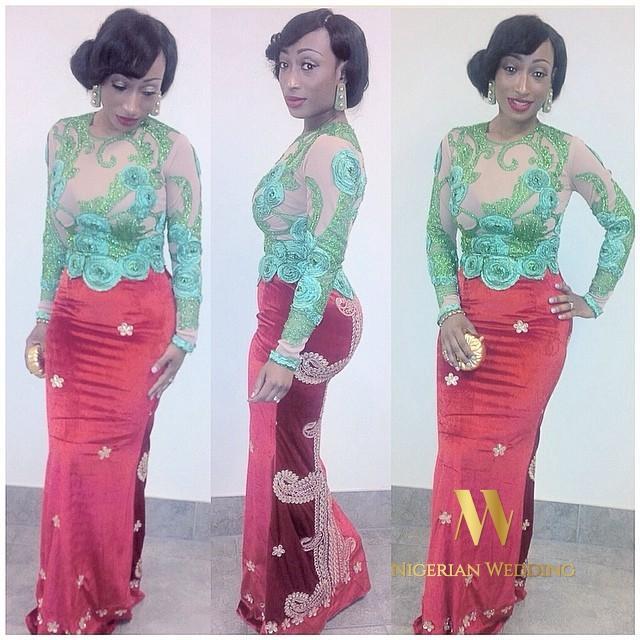 2016 новое поступление аппликация платье выпускного вечера с длинными рукавами видеть сквозь тафта нигерийское кружевное платье вечерние платья персонализированные платье асо эби