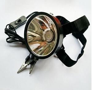 adsled 8w 6v 12v 24v led headlamp hunting fishing hunting external, Reel Combo