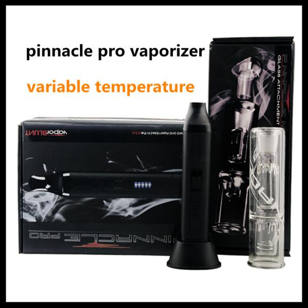Pinnacle Pro Vaporizer Pinnacle Pro DLX Suche zioło Vaporizer Vaporizer Temperatura Wax Vaporizer Pinnacle Pro E Cig Vs EPower2 Titan 2 ICOLA