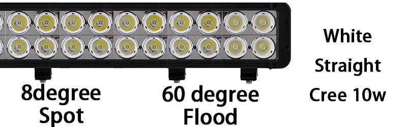dual row led light bar