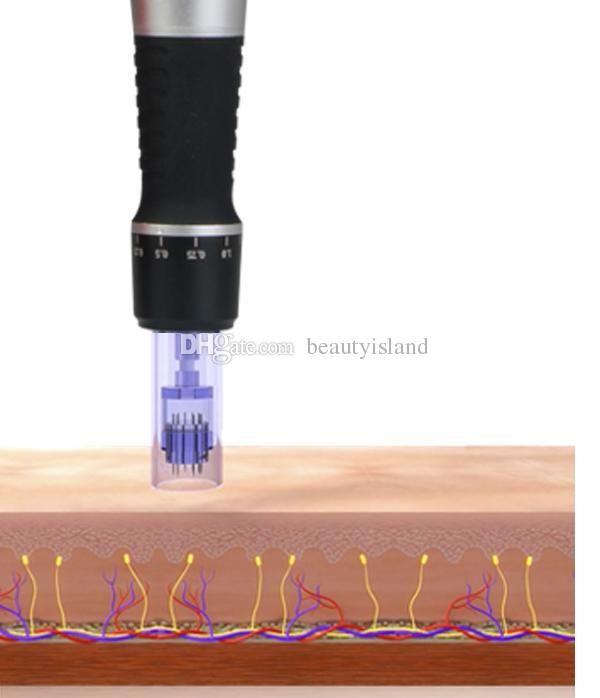 best microneedling pen micro needle pen machine skin rejuventation vibration derma pen