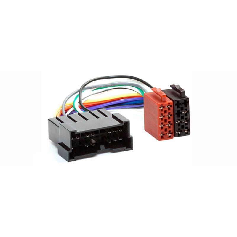Carav 12-013 ISO Radio Adapter for HYUNDAI 1999-2005 / KIA 1999-2005 Wiring Harness Connector Lead Loom Cable Plug Adapter
