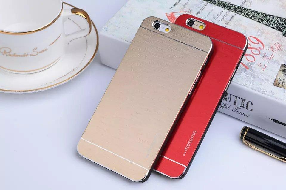 for iphone 6 aluminum case motomo