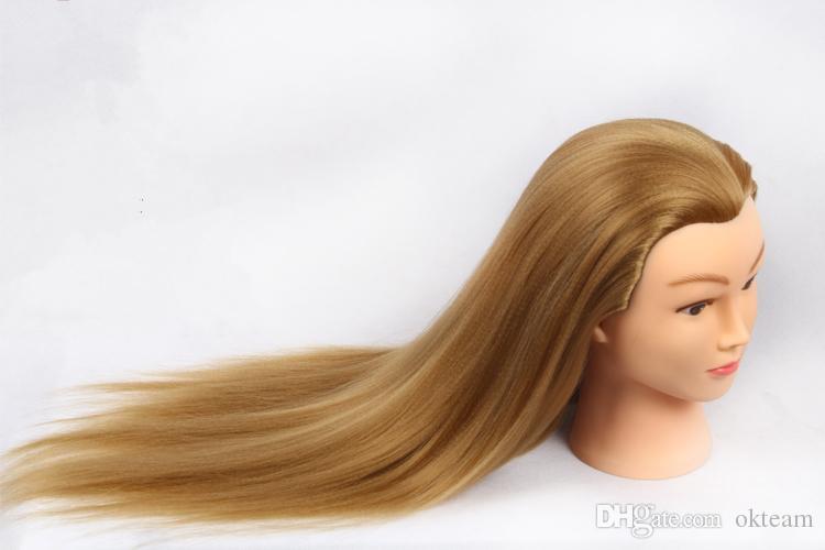 Outstanding 22 24 26 30 Real Long Hair Model Hairdressing Practice Training Hairstyles For Women Draintrainus