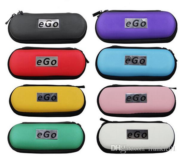 Niestandardowy Ego Zipper Case Hurtownie Kolorowe Vaporyzer Pen Ego Cases E Cig Cases Hurtownie China Factory