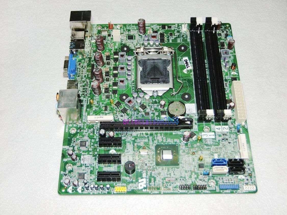 System Board LGA1155 W//O CPU Vostro 470//XPS 8500 YJPT1