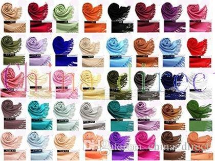 sciarpe delle sciarpe degli scialli delle sciarpe delle sciarpe delle donne shalws 14pcs / lot