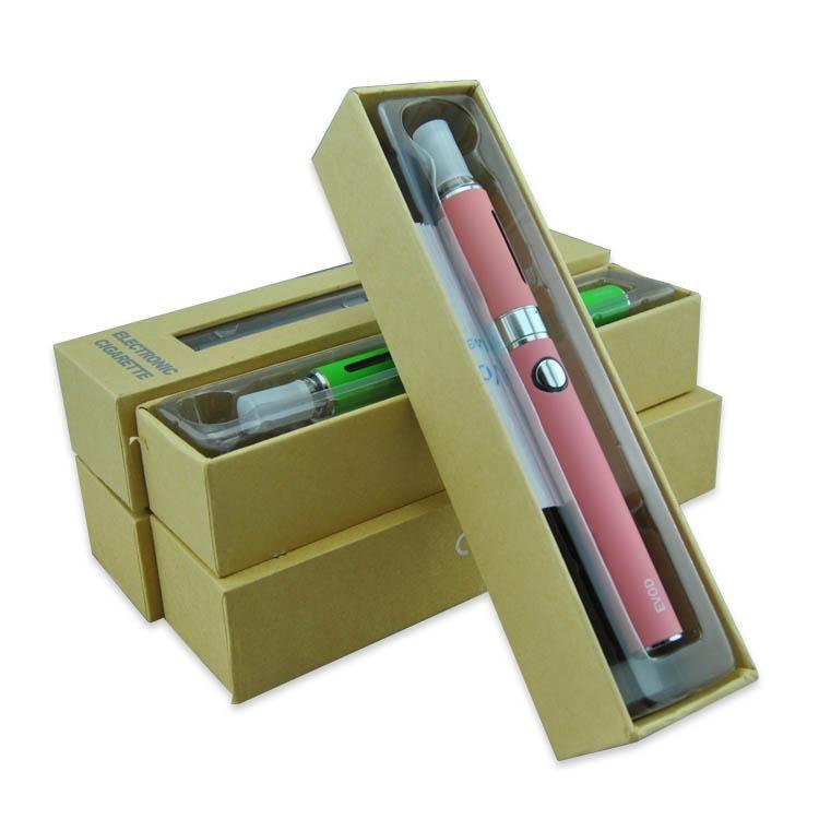 E Cigarette evod mt3 electronic cigarette gift box kit with 650mah evod battery and mt3 atomizer clearomizer e cig cigarette