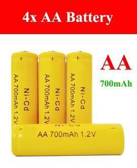 700mAh Battery