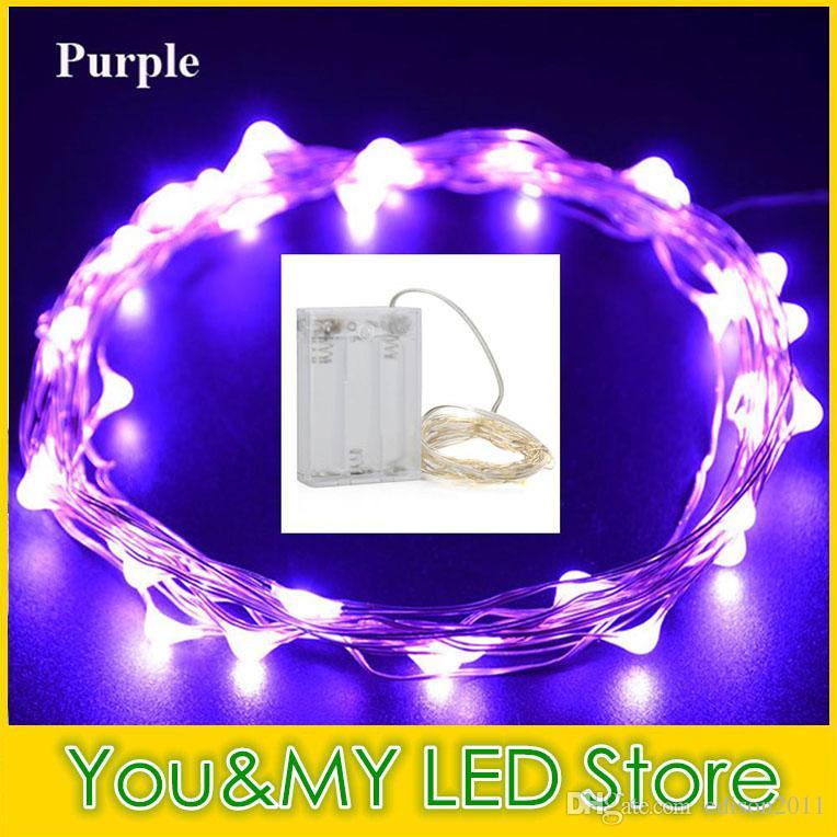 Edison2011 4 m led koperdraad string fairy lichten onregelmatige batterij geëxploiteerde kerst vakantie bruiloft partij decoratie lichten