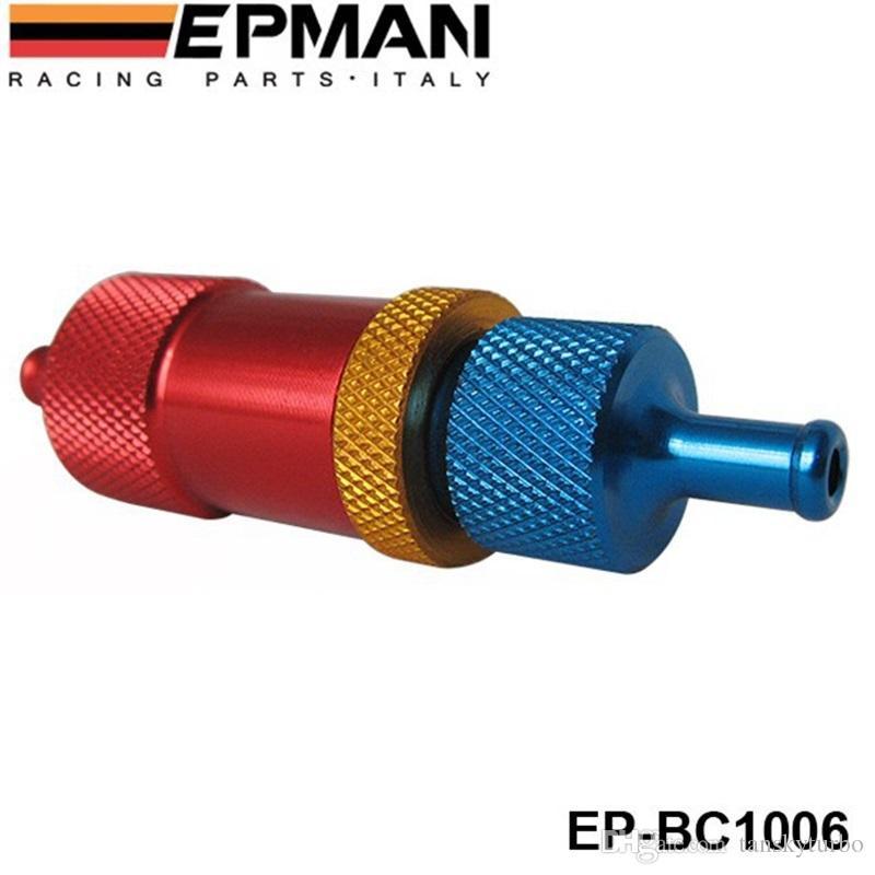 EPMANマニュアルBOOSTコントローラ(MBC)はすべてのターボチャージカーチャージレンズで動作します(青/黒との色の赤色)EP-BC1006