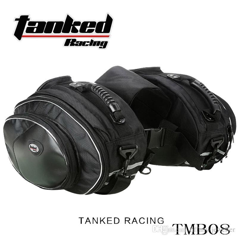 2018 새로운 패션 탱크 레이싱 다기능 오토바이 안장 가방 오토바이 사이드 가방 핸드백 옥스포드 / PVC 코팅의 배낭 반사