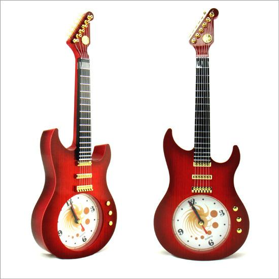 Novelty Gift Clock Personalized Decoration Musical Instrument Wall