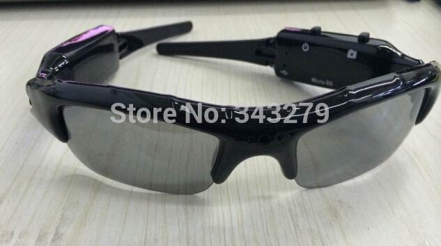 10 adet Güneş Gözlüğü Kameralar DVR Ses Video Kaydedici Mini DV DVR kablosuz Güneş gözlükleri Kamera Ücretsiz kargo
