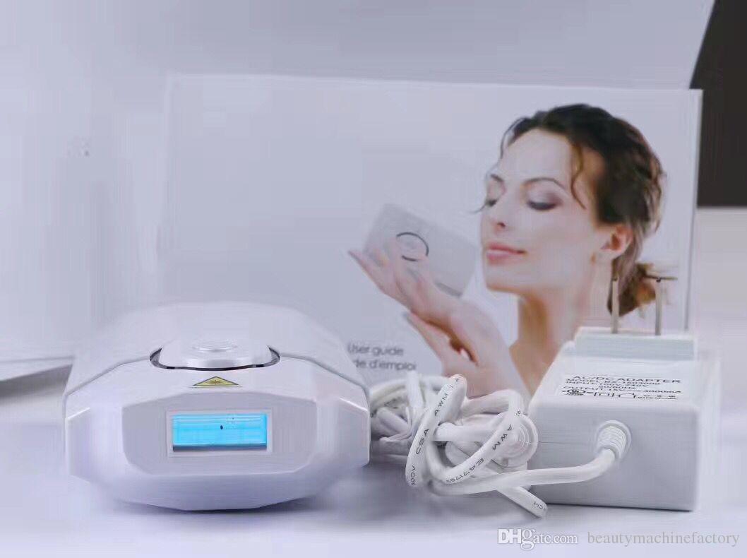 El mini pelo del laser de Epil de la máquina del laser del retiro del pelo 808nm quita para el uso en el hogar