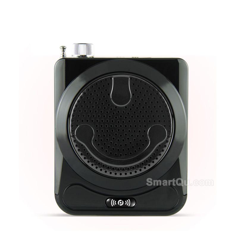 허리띠 휴대용 음성 증폭기 휴대용 허리 밴드 휴대용 PA 시스템, 헤드셋 마이크, 충전 용 배터리 매우 편안한
