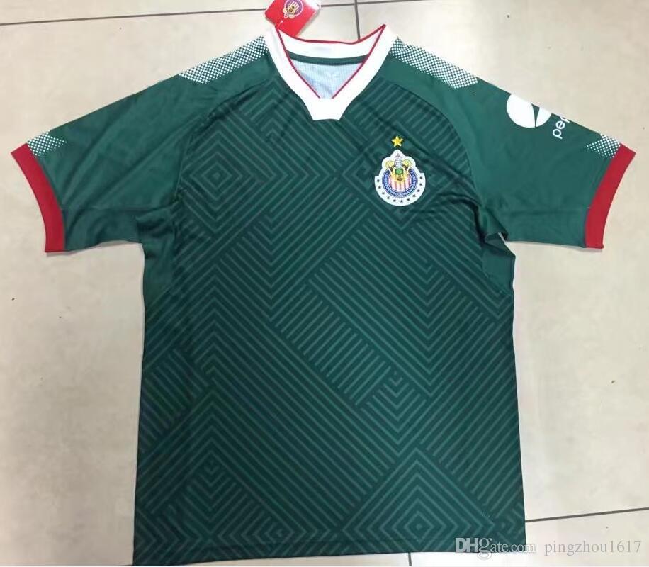 new arrival d2ce3 ae5d1 2019 Jersey Chivas De Guadalajara 2017/18 Project Pink Soccer Jersey  Guadalajara 2017 2018 Season Pink Plan Jersey Chivas Shirts Free DHL From  ...