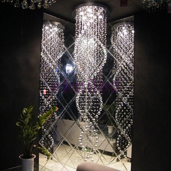 Großhandel Modern Luxury Zweidrahtleitung Doppelhelix Treppe, K9 ...