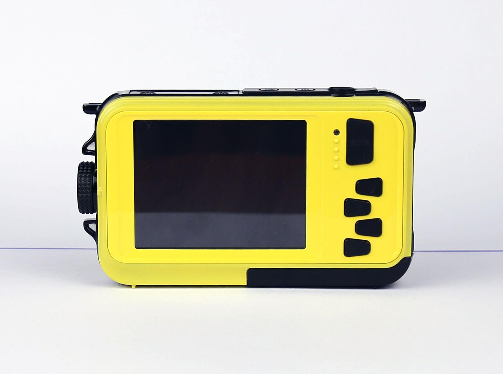 20pcs--Dual screen camera waterproof high-definition digital camera dv camera