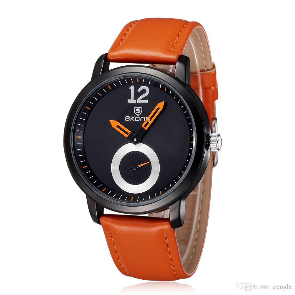 Уникальные Модные Часы Водонепроницаемые Повседневные Часы Кварцевые Часы Кожаный Ремешок Наручные Часы Для Женщин Подарок Бесплатная Доставка