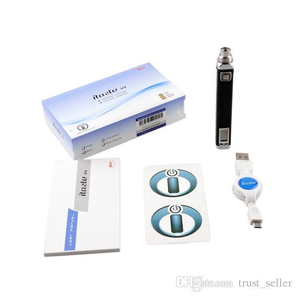 100% Original Innokin Itaste VV V3 Variable voltage wattage e cigarette Itaste VV 3.0 Starter Kit VS itaste EP Eleaf Istick kits