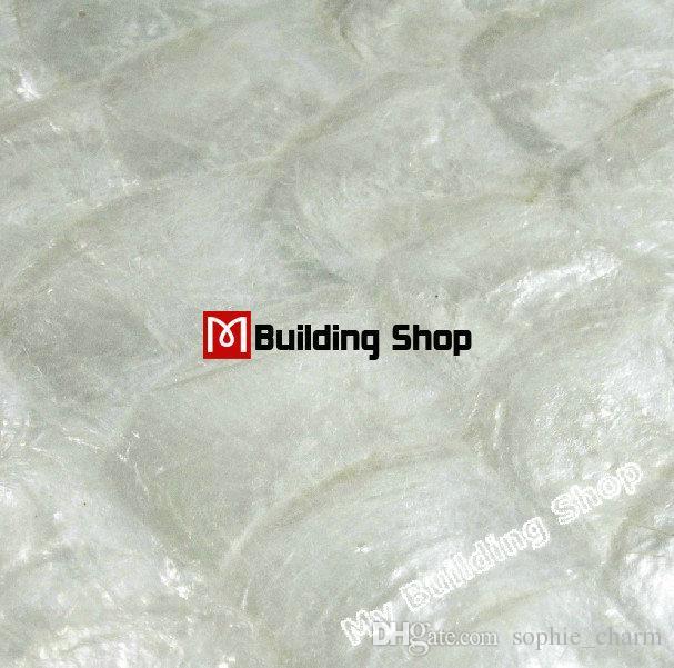 White mother of pearl tile backsplash sea shell mosaic wall tiles MOP041 bathroom mother of pearl tiles mosaics